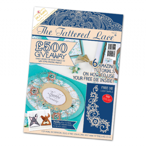 Tattered Lace Magazine - Issue 28